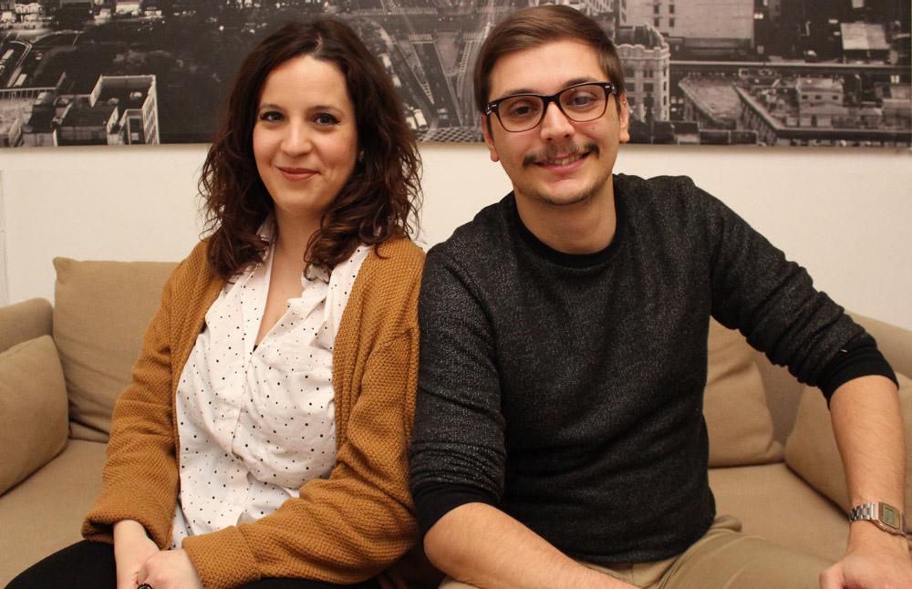 Claudio e Martina di Domenica da Cla