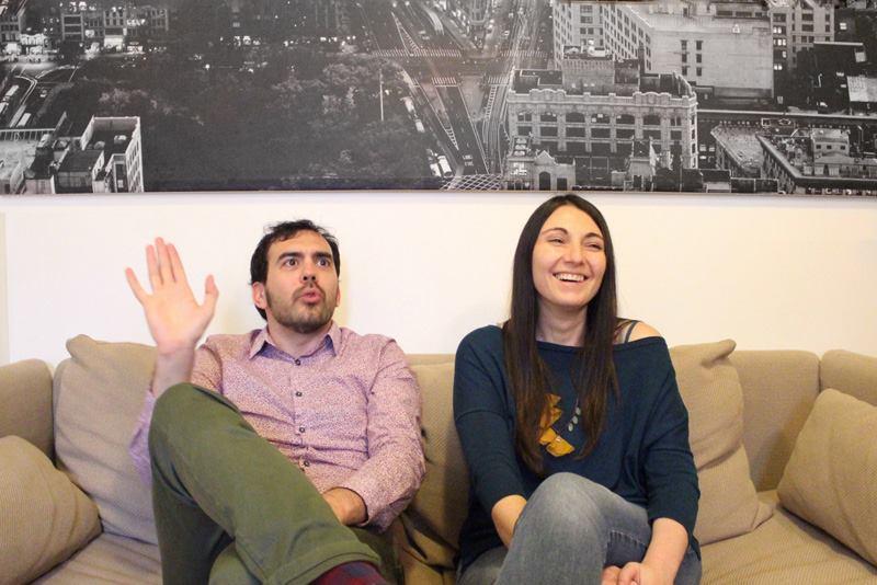 Dario e Isabella ospiti della Domenica Da Cla